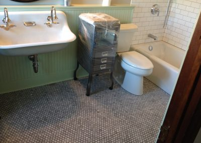 Seattle Bathroom Remodel