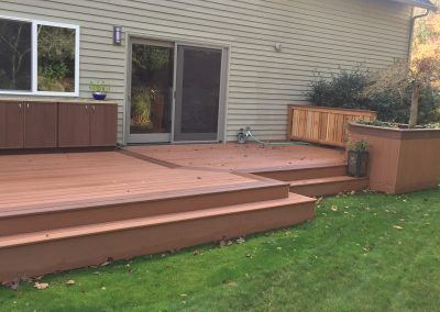 Kirkland Deck w/Outdoor Kitchen