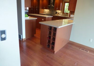 Lake Washington Kitchen Remodel